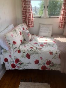 Rose Shepherd Hut